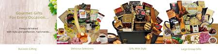 gourmet gift baskets unique themes and