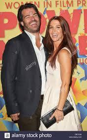 Adam Kaufman and Poppy Montgomery Women in Film 2012 Crystal + ...