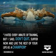 Ik haatte elke minuut van de training,... - Wesley Beck - Zwemtrainer |  Facebook
