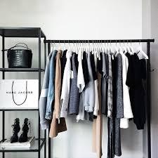 open closet ideas for small es