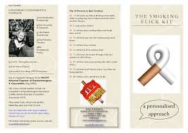 printable quit smoking brochures