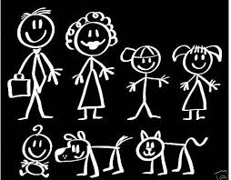 Free Stick Figure Family Of 4 Download Free Clip Art Free Clip Art On Clipart Library
