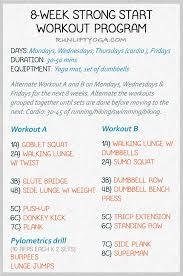 strength training program