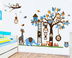 Wall Wall Sticker Wall Paper For Children Room Remove Easily Bedroom 90 30cm