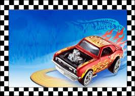Resultado De Imagen Para Hot Wheels Invitations Aniversario Hot