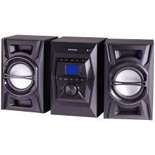 blackweb 100w bluetooth cd stereo