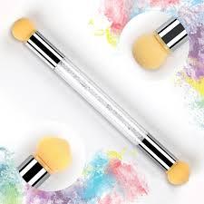 double end nail art gel polish color