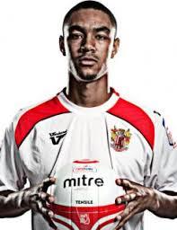 Byron Harrison - No team Football Club