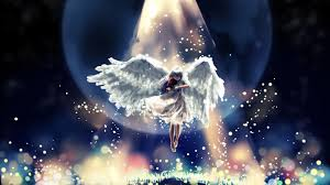 angel wings hd anime 4k wallpapers