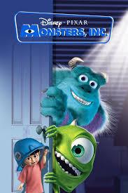 فيلم الانمي Monsters Inc مدبلج للعربية اكوام