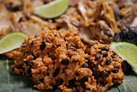 cuba moros and cristianos rice and
