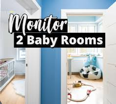 This Is How To Use A Single Baby Monitor For Two Rooms