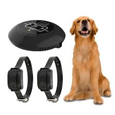 Invisible Wireless Dog Fence Complete Kit Wireless Dog Fence Pet Fence Dog Training Collar