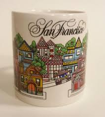 Vintage SNCO San Francisco Smith Novelty Expresso Mini Mug B69 | eBay