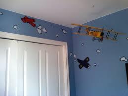 Airplane Decor To Create Fun Childs Bedroom Strangetowne