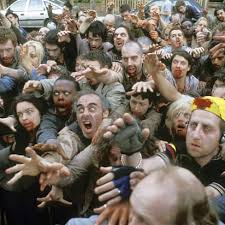 50 years of zombies designing the