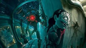 video games fantasy art bioshock