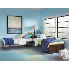 Hillsdale Pulse L Shaped Twin Bed Multi Walmart Com Walmart Com