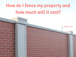 Guide How Do I Fence My Property And How Much Will It Cost Money Making It Managing It And Giving It Away In Nigeria