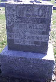 Myrtle Bennett Welch (1878-Unknown) - Find A Grave Memorial