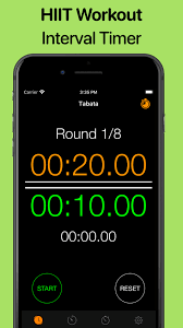 workout timer hiit tabata ios apps