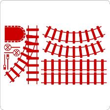Free Train Track Cliparts Download Free Clip Art Free Clip Art On Clipart Library