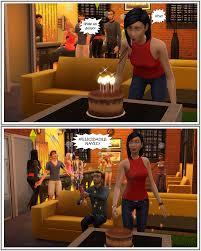 Fiestas De Cumpleanos The Sims Spanish