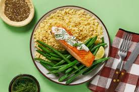 Mediterranean Salmon Recipe