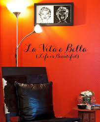 Life Is Beautiful Wall Decal Trading Phrases