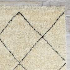 moroccan berber rug 7 diamonds west elm
