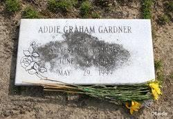 Addie Mae Graham Gardner (1905-1999) - Find A Grave Memorial