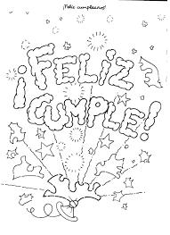 Invitaciones De Cumpleanos Originales Para Imprimir Y Colorear