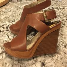 michael kors shoes josephine leather