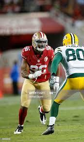 Corey Lemonier of the San Francisco 49ers rushes the quarterback ...