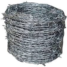 Glassworld Glass For Every Class Gworld Pretail Barbed Metal Fencing Wire Kanta Taar For Fences Poles Trees Antennae 220 Ft Amazon In Garden Outdoors