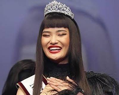 "Resultado de imagem para miss universe japan 2019"""