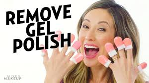 tips for how to remove gel nail polish