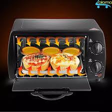 Lò nướng điện mini 9 lít 2 tầng Kesun TO-092 gia nhiệt 3 chiều