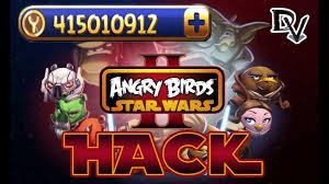 Hack ANGRY BIRDS STAR WARS 2 - SIN ROOT - DINERO ILIMITADO ...