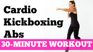abs cardio workout 30 minute