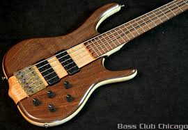 Ken Smith BSR5MW 5 String Bass Guitar SOLD!