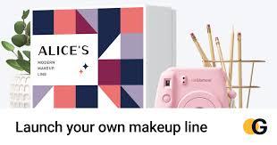 viaglamour start a makeup line