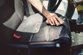how to clean leather car seats sunset