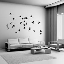 Flock Of Birds Wall Decal Vinyl Sticker Dining Bedroom Living Room 24 99 Via Etsy Idee Deco Chambre Deco Maison Deco Chambre Enfant