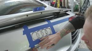 Installing A Vinyl Wrap On A Car Is Harder Than It Looks