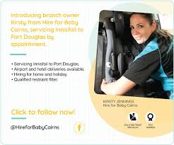cairns qld hire for baby