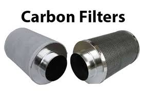 how to use carbon filters for cans