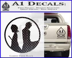 Vinyl Decal Sticker Bleach Ichigo Rukia Car Truck Bumper Window Jdm Fun 6 Other Printing Graphic Arts