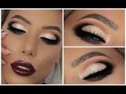 insram bad dark makeup look you