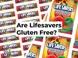 are lifesavers gluten free glutenbee